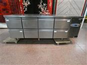 Rif. 11) Banco frigo in acciaio inox ...