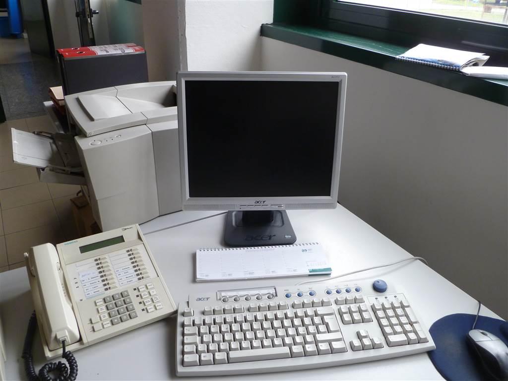 Attrezzature per ufficio