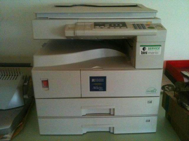 Lotto 4: macchine d'ufficio elettroniche