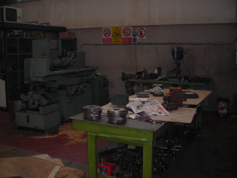 Macchinari, attrezzature e impianti