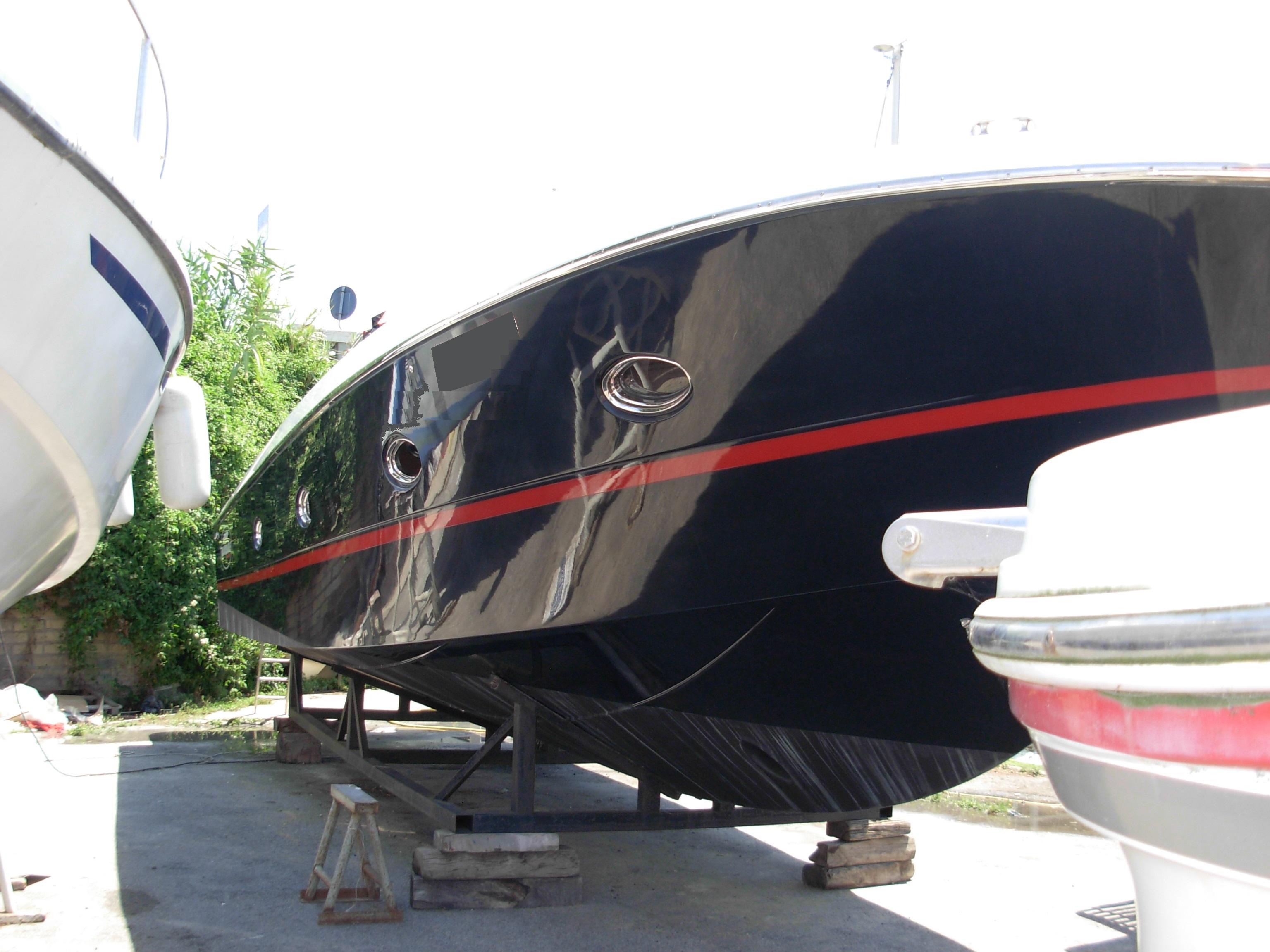 Imbarcazione BLACK EAGLE MARINE mt 13,53